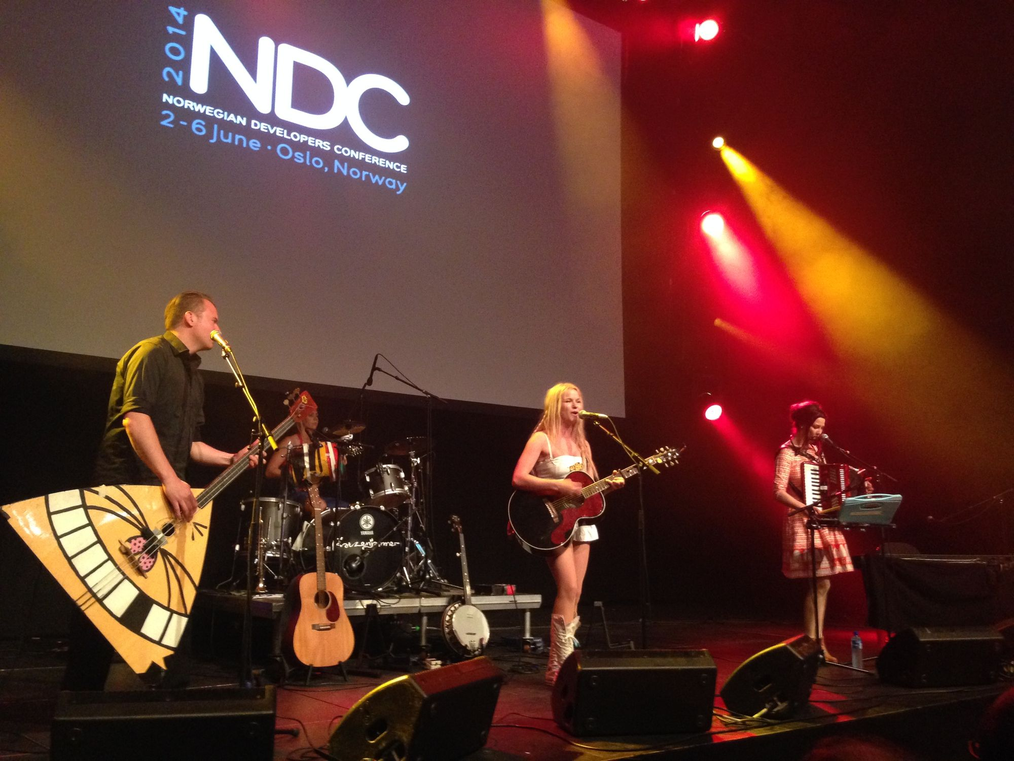 After NDC Oslo 2014